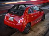 Images of Fiat 500C Abarth US-spec (2013)