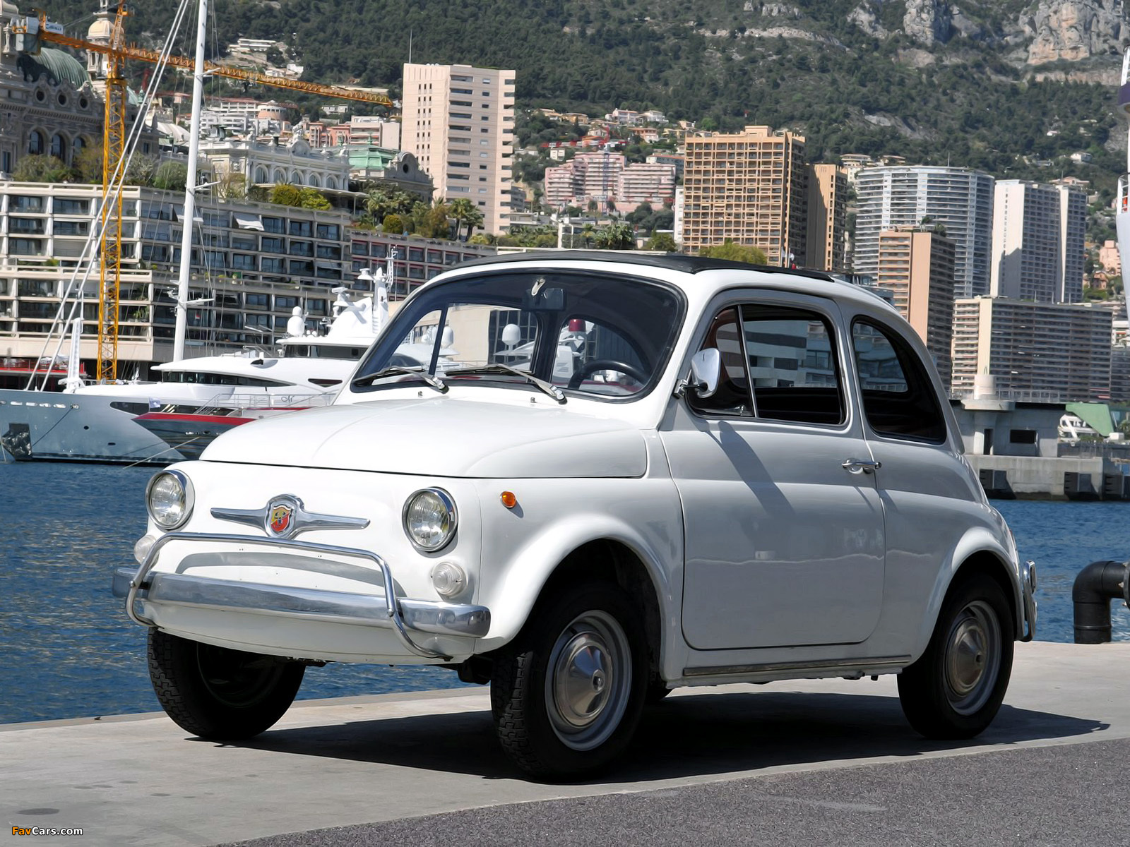 Images Of Fiat Abarth 595 110 1965 1971 1600x1200