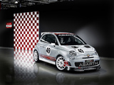 Images of Abarth 500 Assetto Corse (2008)
