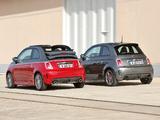 Photos of Abarth Fiat 500 - 695