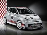 Photos of Abarth 500 Assetto Corse (2008)
