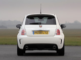 Photos of Abarth 500 UK-spec (2009)
