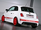 Photos of Abarth 500 by Karl Schnorr (2009)