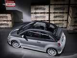 Photos of Abarth 500C esseesse (2010)