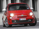 Photos of Abarth 500 esseesse AU-spec (2011)