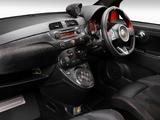 Photos of Abarth 695 Tributo Ferrari ZA-spec (2012)