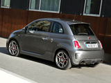 Photos of Abarth 595 Competizione (2012)