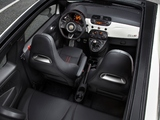 Photos of Fiat 500C Abarth US-spec (2013)