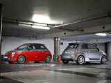 Pictures of Abarth Fiat 500 - 695