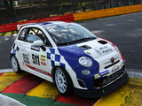 Pictures of Abarth 500 Assetto Corse (2008)