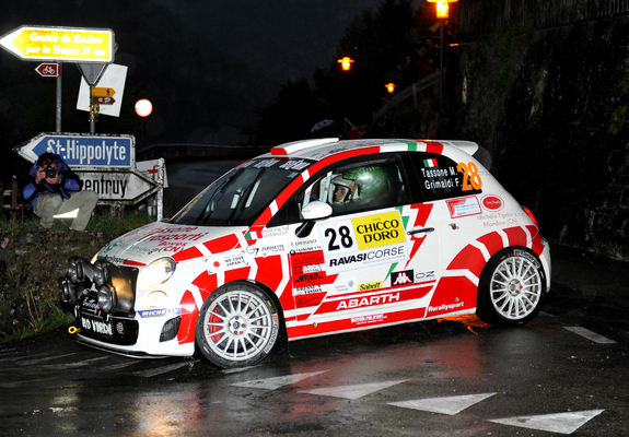Pictures Of Abarth 500 R3t 2009