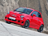 Pictures of Pogea Racing Abarth GTR230 Tributo Ferrari (2010)