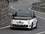 Pictures of Abarth 500C (2010)