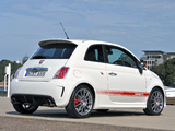 Pictures of Abarth 500 esseesse AU-spec (2011)