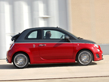 Pictures of Abarth 595C Turismo (2012)