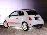 Pictures of Abarth 500 esseesse ZA-spec (2012)