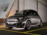 Pictures of Abarth 500C ZA-spec (2012)
