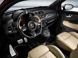 Pictures of Abarth 695 Edizione Maserati (2012)