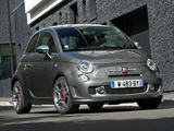 Pictures of Abarth 595 Competizione (2012)