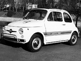 Pictures of Fiat Abarth 595 110 (1965–1971)