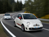 Abarth Fiat 500 - 695 wallpapers