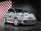 Abarth 500 Assetto Corse (2008) wallpapers