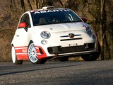 Abarth 500 R3T (2009) wallpapers