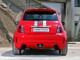 Pogea Racing Abarth GTR230 Tributo Ferrari (2010) wallpapers