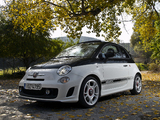 Wallpapers of Abarth 500C (2010)
