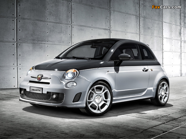 Abarth 500C (2010) wallpapers (640 x 480)