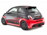 Hamann Abarth 500 Esseesse (2010) wallpapers