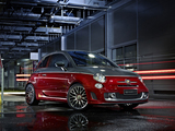 Abarth 595 Turismo (2012) wallpapers