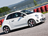 Abarth 595 Competizione (2012) wallpapers