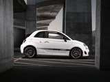 Wallpapers of Fiat 500C Abarth US-spec (2013)
