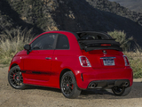 Fiat 500C Abarth US-spec (2013) wallpapers