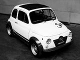 Fiat Abarth 595 Competizione 110 (1969–1971) wallpapers