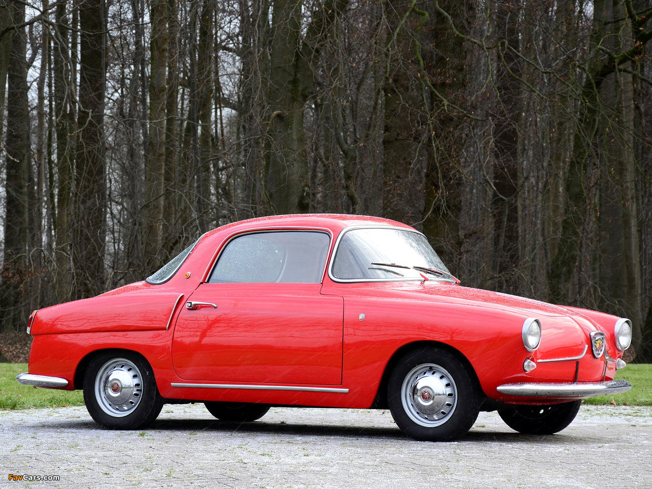 Fiat Abarth 750 Coupe by Viotti (1956) pictures (1280 x 960)
