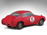 Fiat Abarth 750Z Coupe (1956–1960) wallpapers