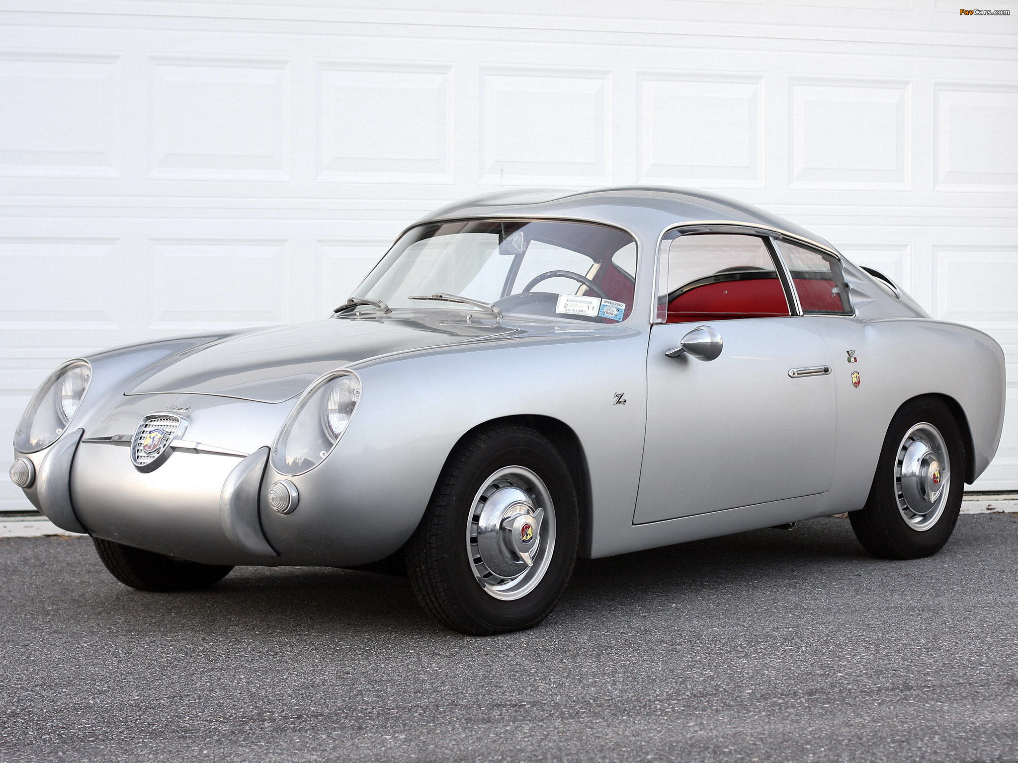 Photos of Fiat Abarth 750GT (1956–1959) (2048 x 1536)