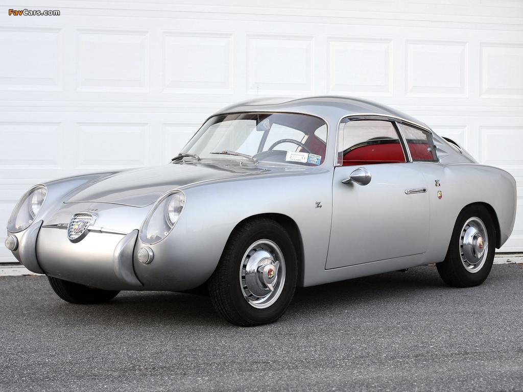 Photos of Fiat Abarth 750GT (1956–1959) (1024 x 768)