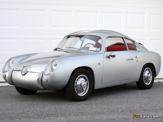 Photos of Fiat Abarth 750GT (1956–1959) (640 x 480)