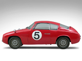 Photos of Fiat Abarth 750Z Coupe (1956–1960)