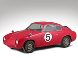 Pictures of Fiat Abarth 750Z Coupe (1956–1960)