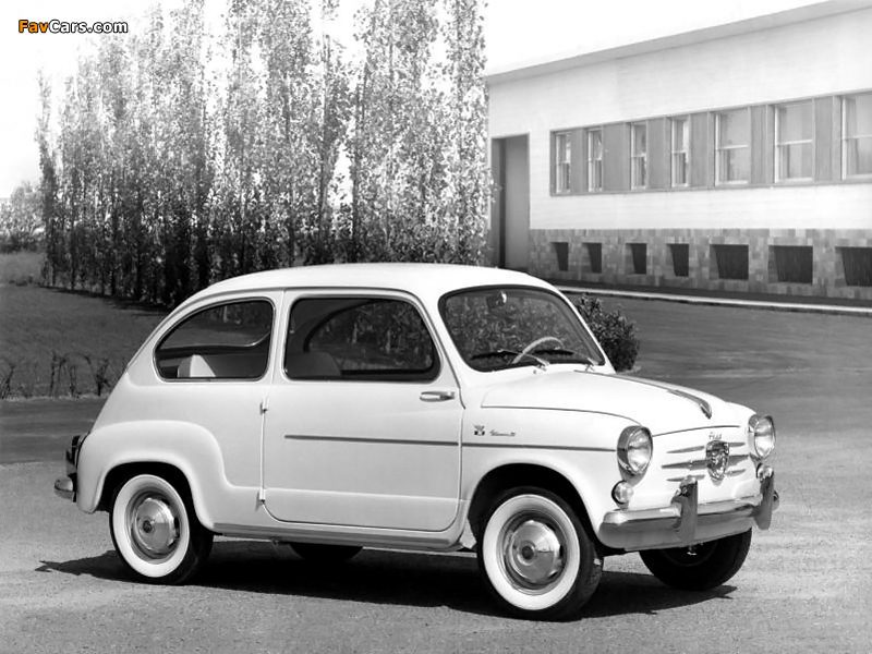 Pictures Of Fiat Abarth 750 1960 1965 800x600