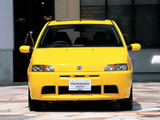 Fiat Punto HGT Abarth JP-spec 188 (2001–2003) photos