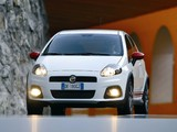 Abarth Grande Punto 199 (2007–2010) wallpapers