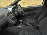 Abarth Grande Punto UK-spec 199 (2008–2010) images