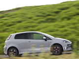 Abarth Punto Evo UK-spec 199 (2010) wallpapers