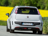 Abarth Punto SuperSport 199 (2012) photos