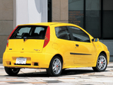 Fiat Punto HGT Abarth JP-spec 188 (2001–2003) wallpapers